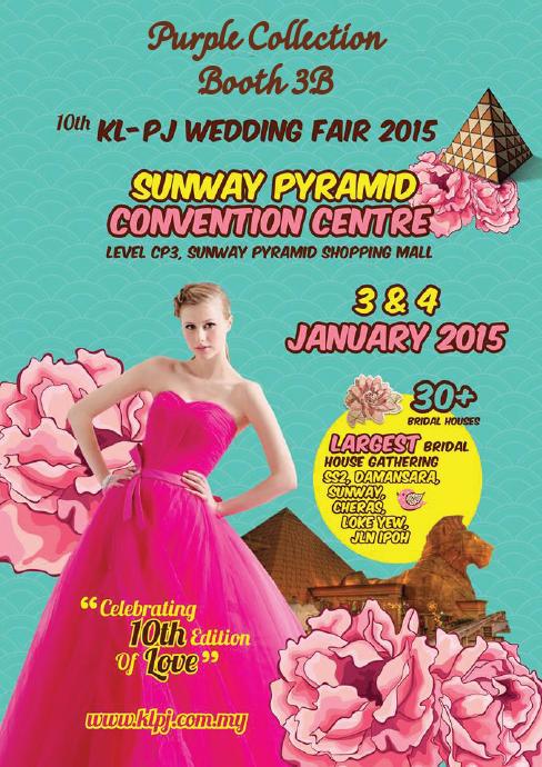 10th KL-PJ Wedding Fair