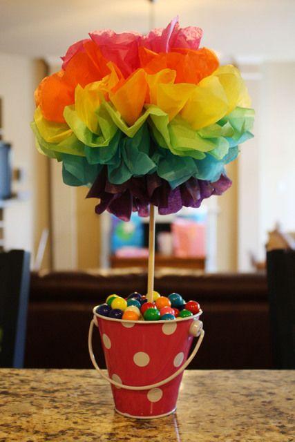 Candy Party: Decoración para 15 años, cumpleaños, baby shower y ...