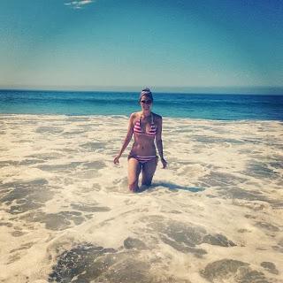 Mary Elizabeth Winstead Red Bikini Miami