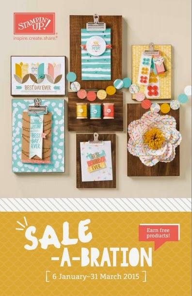 Sale-a-Bration folder!