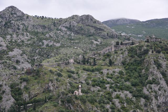 Kotor Wall Montenegro