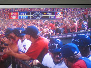 Texas Rangers Baseball is the best team ever! I even converted husband to a .