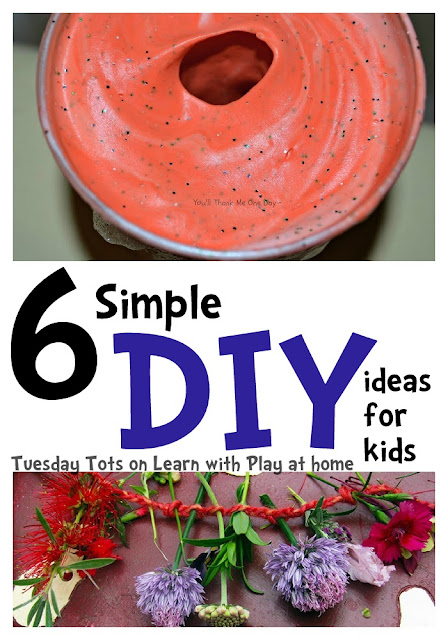 DIY, fun for kids