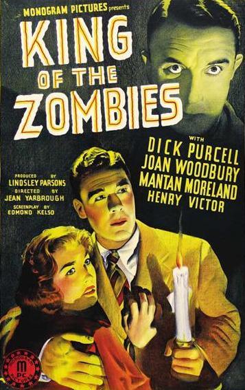 original king of the zombies título en español el rey de los zombies ...