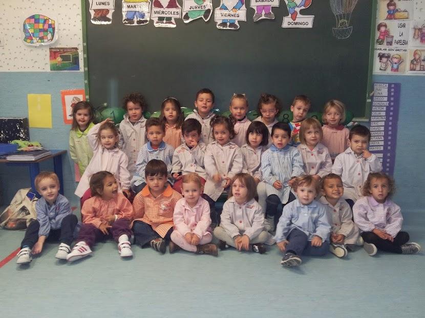 Los niños de rosales 3añosb