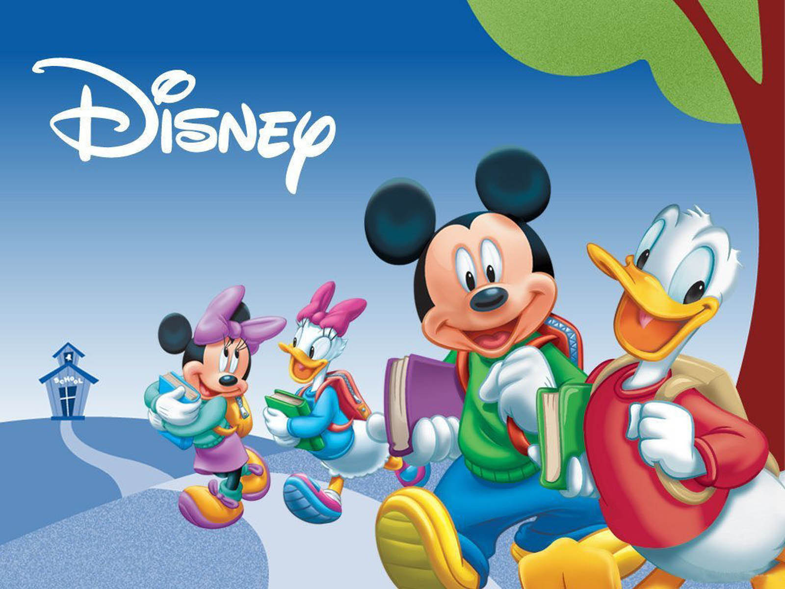Mickey Mouse Wallpapers, Mickey Mouse Desktop Wallpapers, Mickey Mouse