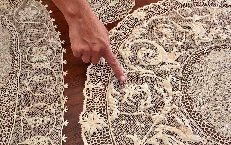 orwieto crochet lace