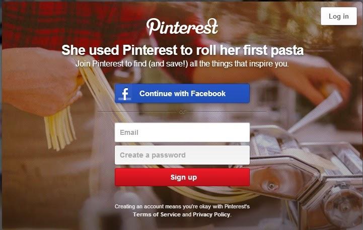 10 Cara Mudah Membuat Akun Pinterest