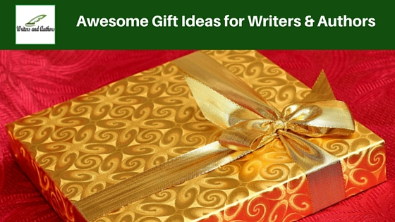 Awesome Gift Ideas for Writers and Authors #Christmas #GiftIdeas