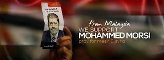 Terkini Krisis Di Mesir 7 Julai 2013 | DR Morsi tumbang Secara Tidak Demokratik, Kini Dalam Tahanan Tentera