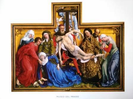 Agenda Arty, Voa Gallery, Yvonne Brochard, Victim of art, Arte contemporáneo, Blogs de arte, Goya, Rogier van der Weyden, Museo del Prado, Paul Delveaux, Museo Thyssen, Exposiciones temporales, Madrid,  Coleccionistas,
