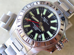 BALL OFFICIAL STANDARD - GMT 300m - ENGINEER HYDROCARBON - AUTOMATIC
