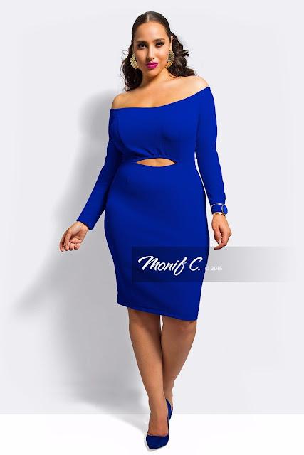 Especial vestidos de tallas grandes