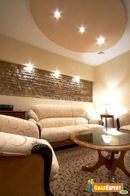 Interior Decoration Of Drawing Room