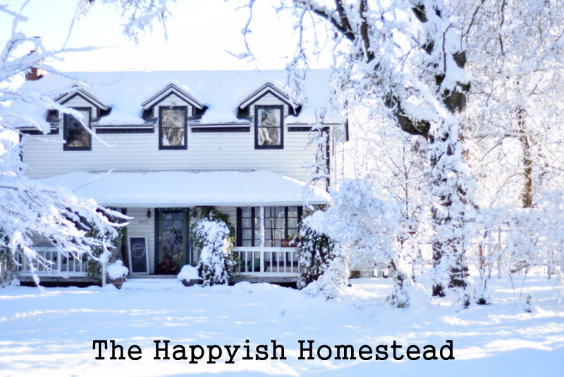 The Happyish Homestead