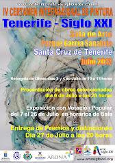 TENERIFE-SIGLOXXI  JULIO 2012