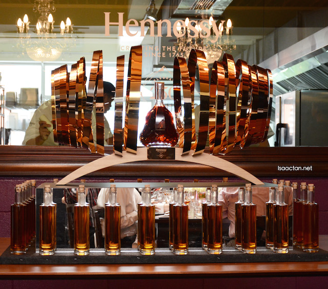 Hennessy 250 Collector Blend Tasting Experience @ Brasserie Enfin