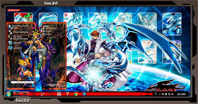 Yu-Gi-Oh! [ Theme Windows 7 ] 2