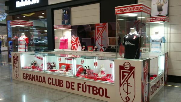 Granada c f 1931 club - Centro comercial serrallo granada ...