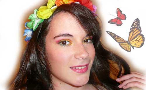 tutorial maquillaje primaveral monika sanchez guapa al instante