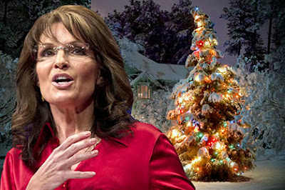 Sarah Palin says there's a war on Christmas