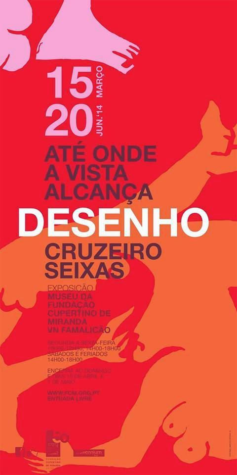 Fundação Cupertino de MirandaInauguração  Exposição Cruzeiro Seixas