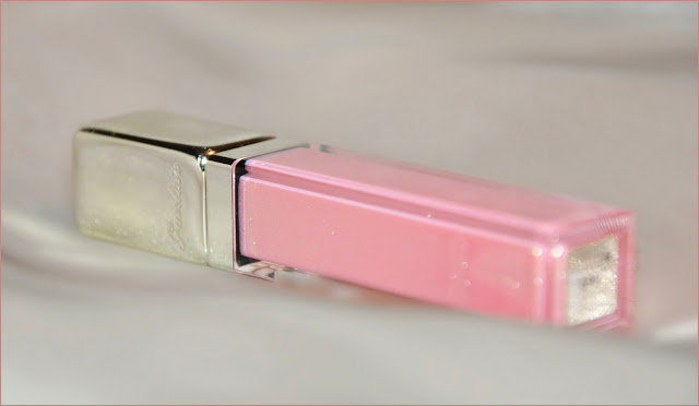 Guerlain KissKiss Gloss #869 Rose in Bloom