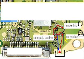 nokia n70 charging