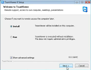 Welcome to Team Viewer