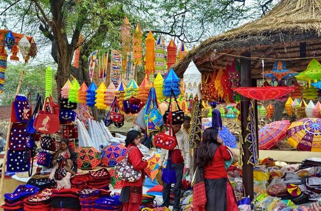 Surajkund Mela in Faridabad