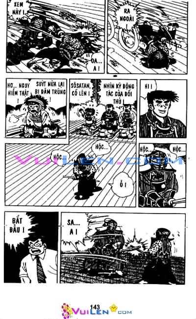 Siêu quậy Teppi chap 29 - Trang 144