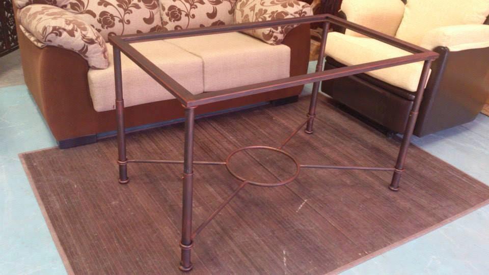 Globalum mesas de camilla en forja y mesas elevables - Sofas pilas sevilla ...