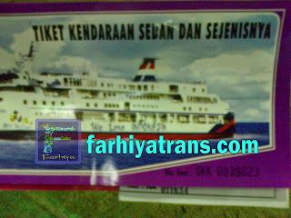 tiket kapal laut