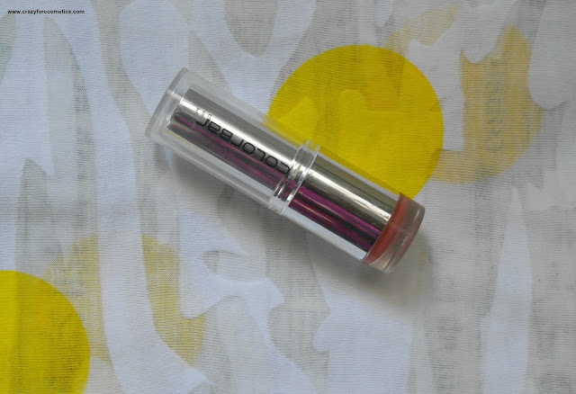 Colorbar lipstick packaging