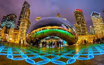 Chicago Tourist Attraciton in USA
