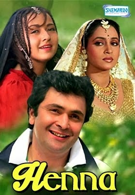 Hindi Films And Songs News And Videos Information Henna 1991