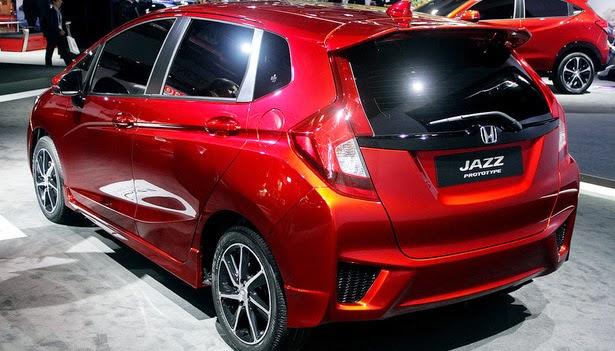 Honda Jazz Versi Eropa