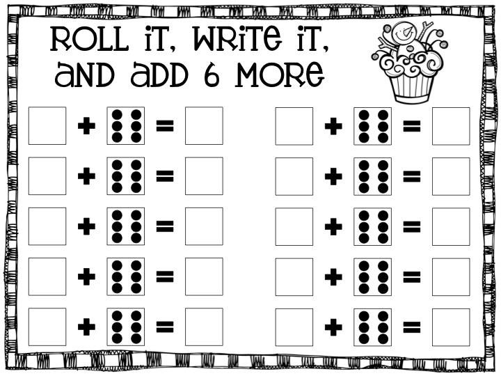 Number Names Worksheets snowflake math worksheets Free – Winter Math Worksheets