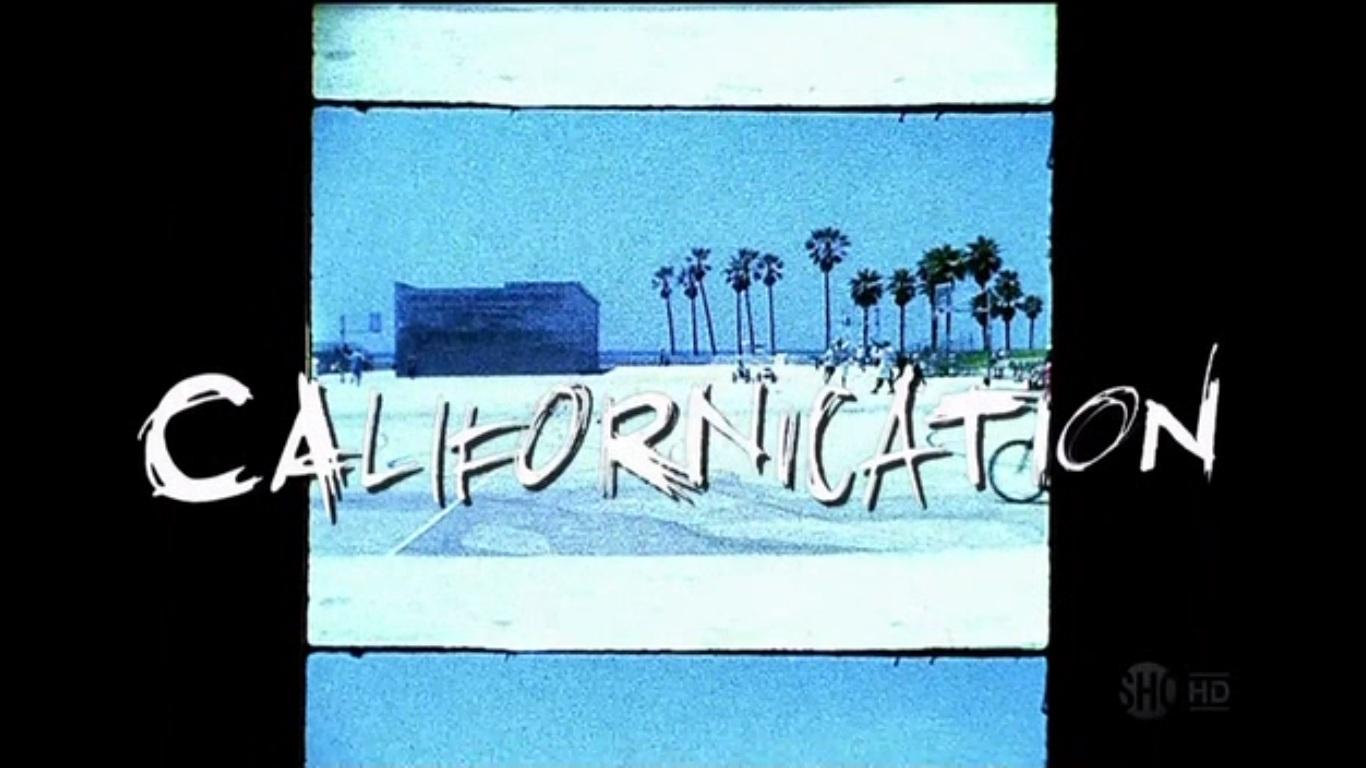 Californication Hank Moody Love Letter