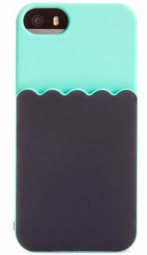 kate spade iphone 5 5S case scalloped on sale