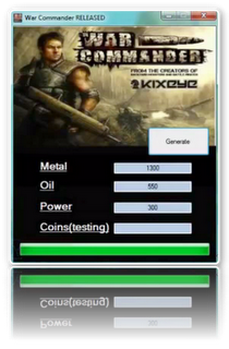 War Commander Hacker2 War Commander Hack Cheat Download
