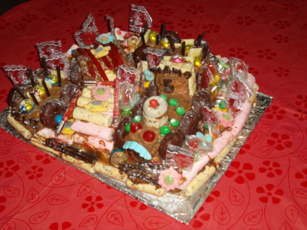 Recetas de cocina del chef antuan tarta de cumplea os for Que cocinar para un cumpleanos