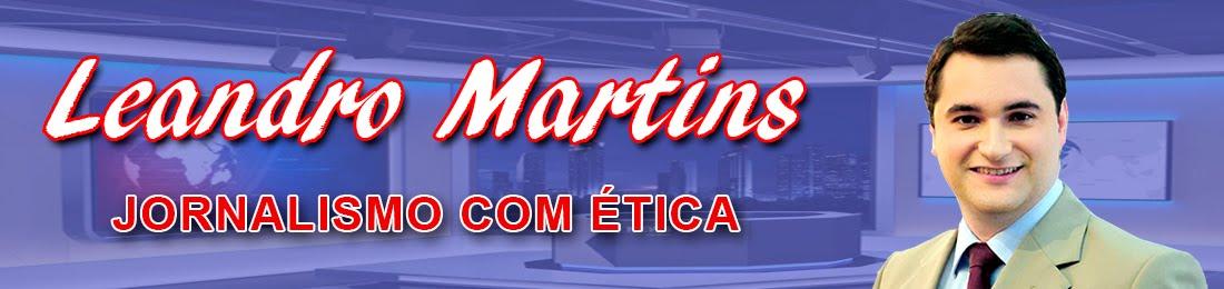 Leandro Martins - jornalista inquieto e DIPLOMADO