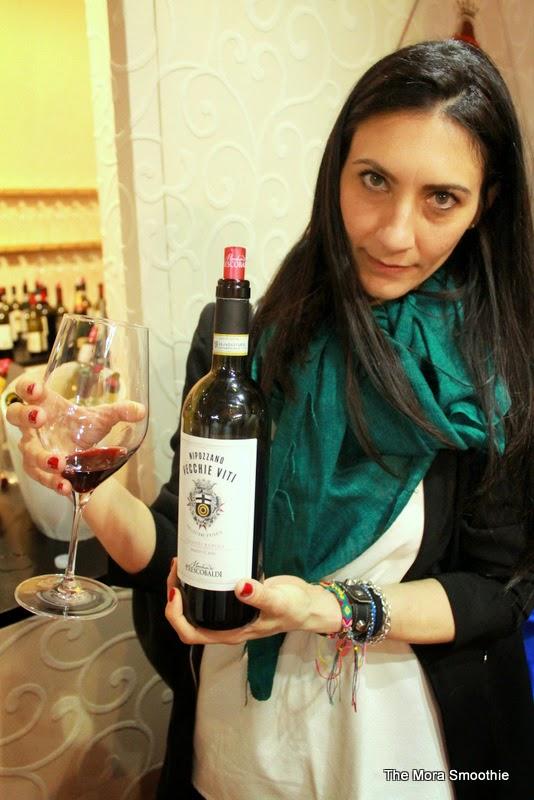 frescobaldi, themorasmoothie, wine, vino, vecchieviti, vinitalytasting, vinitaly2014