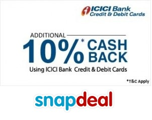 ICICI-cashback-snapdeal-banner