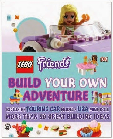 Heartlake Times: DK books to come out with minidoll & bricks in 2015!