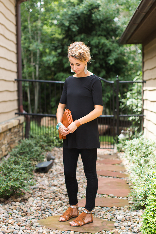 Wearing All Black in the Summer- 5 Ways to Brighten It Up - ONE ...