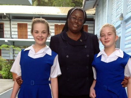 St.Joseph's Convent  St.Lucia On Reality Show (Video)