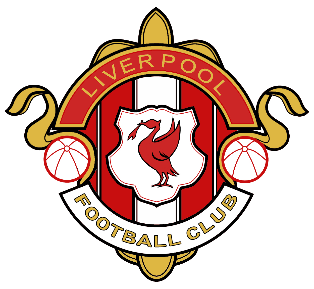 liverpool crest history: June 2011