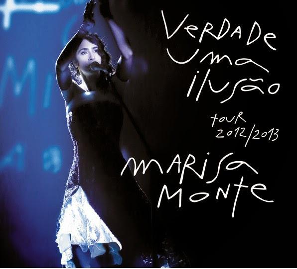 Marisa Monte Verdade Uma Ilusão 2014 frente